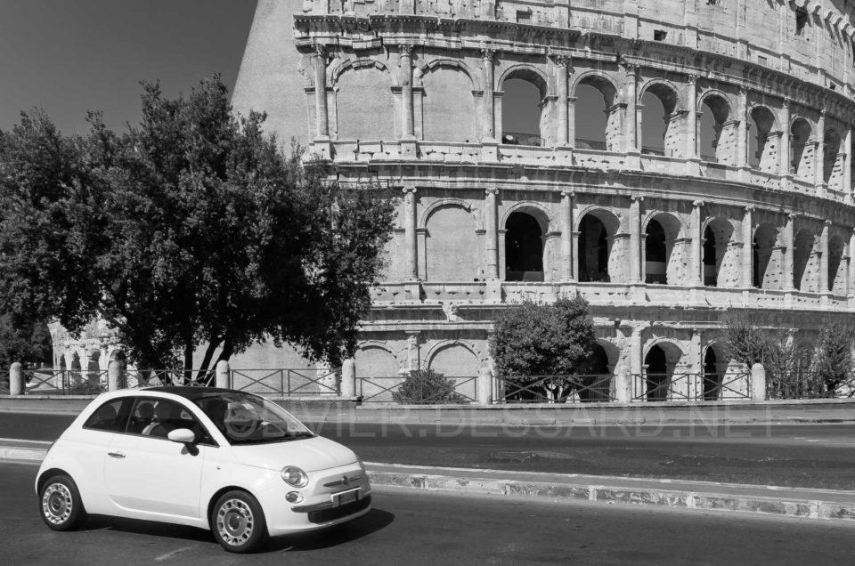 ROME, CLICHÉS, ÉTERNELLE, DOLCE VITA, FIAT 500, VESPA, VOUS EN VOYEZ D'AUTRES ?