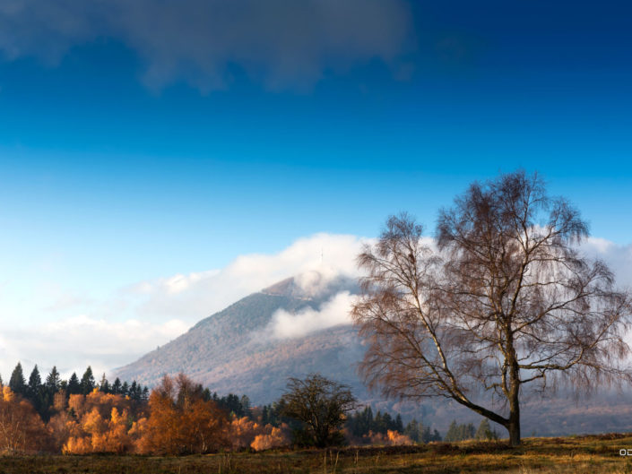 Auvergne le puy de dôme