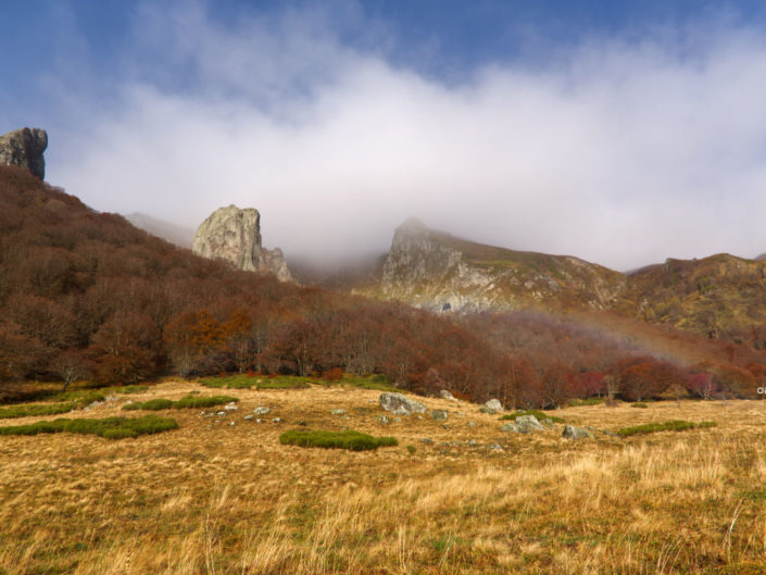 Auvergne Vallée de Chaudefour