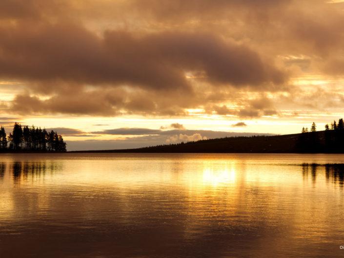 Auvergne Lac de Servières